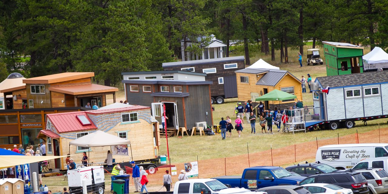 On TV: Journey to the Tiny House Jamboree