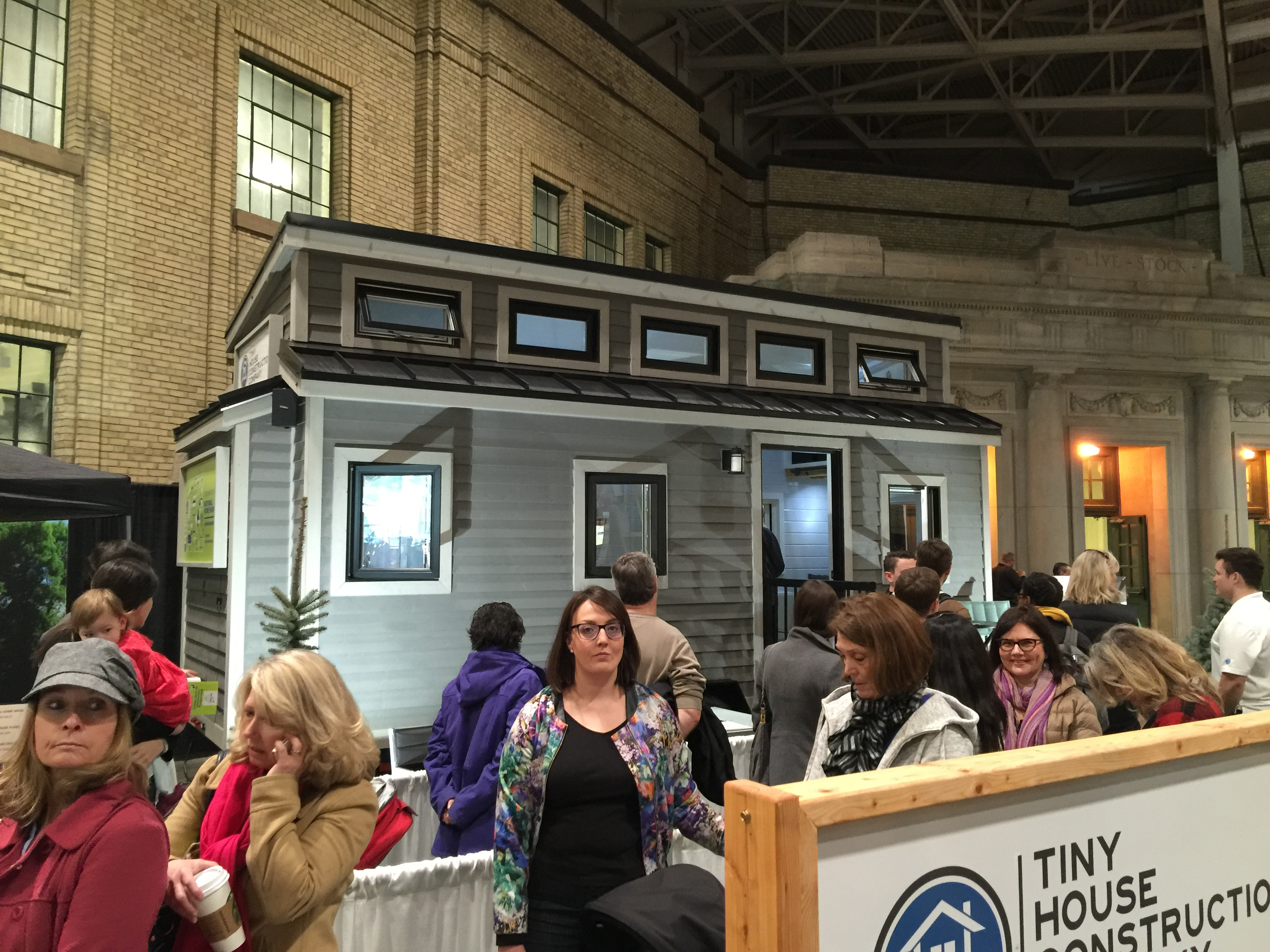Tiny Roadtrips: THCC at the National Home Show