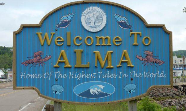 Fundy Ridge Tiny House Community Proposed Near Alma, New Brunswick